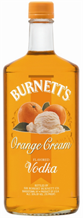 Burnett's Vodka Orange Cream 1.00l